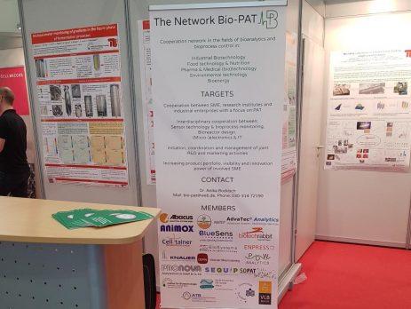 Netzwerk Bio-PAT auf der LABVOLUTION