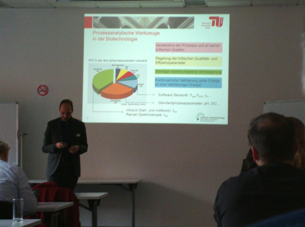 Innovationspotenziale von PAT in der Biotechnologie
