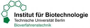Logo Bioverfahrenstechnik, Institut für Biotechnologie, TU Berlin