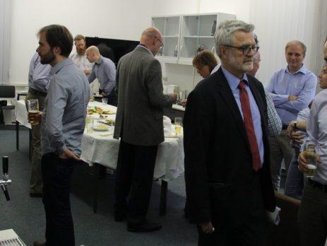 Erste Mitgliederversammlung des Bio-PAT ev.V.