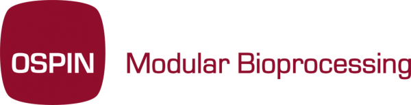 Logo OSPIN Modular Bioprocessing