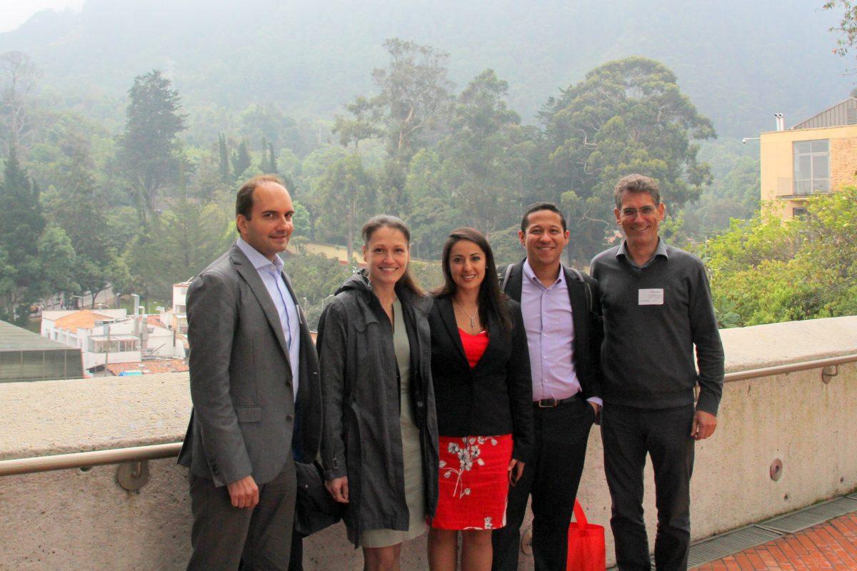 Bio-PAT Workshop Kolumbien Biogas 3