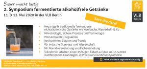 Symposium Fermentierte Getränke