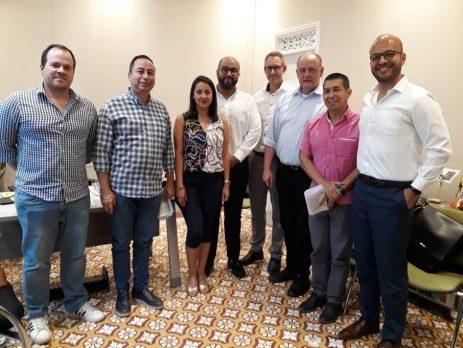 BlueSens unterzeichnet Verträge mit Partnern in Kolumbien