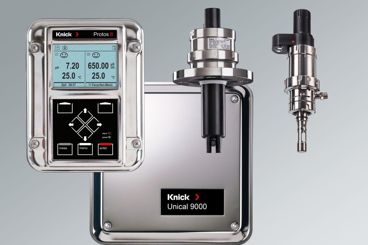 Knick Elektronische Messgeräte GmbH & Co. KG - vollautomatische Prozessanalyse
